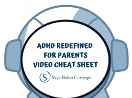 Skye Baloo Carnegie, ADHD, Autism, HSP, ADHD Parents, ADHD Grandparents